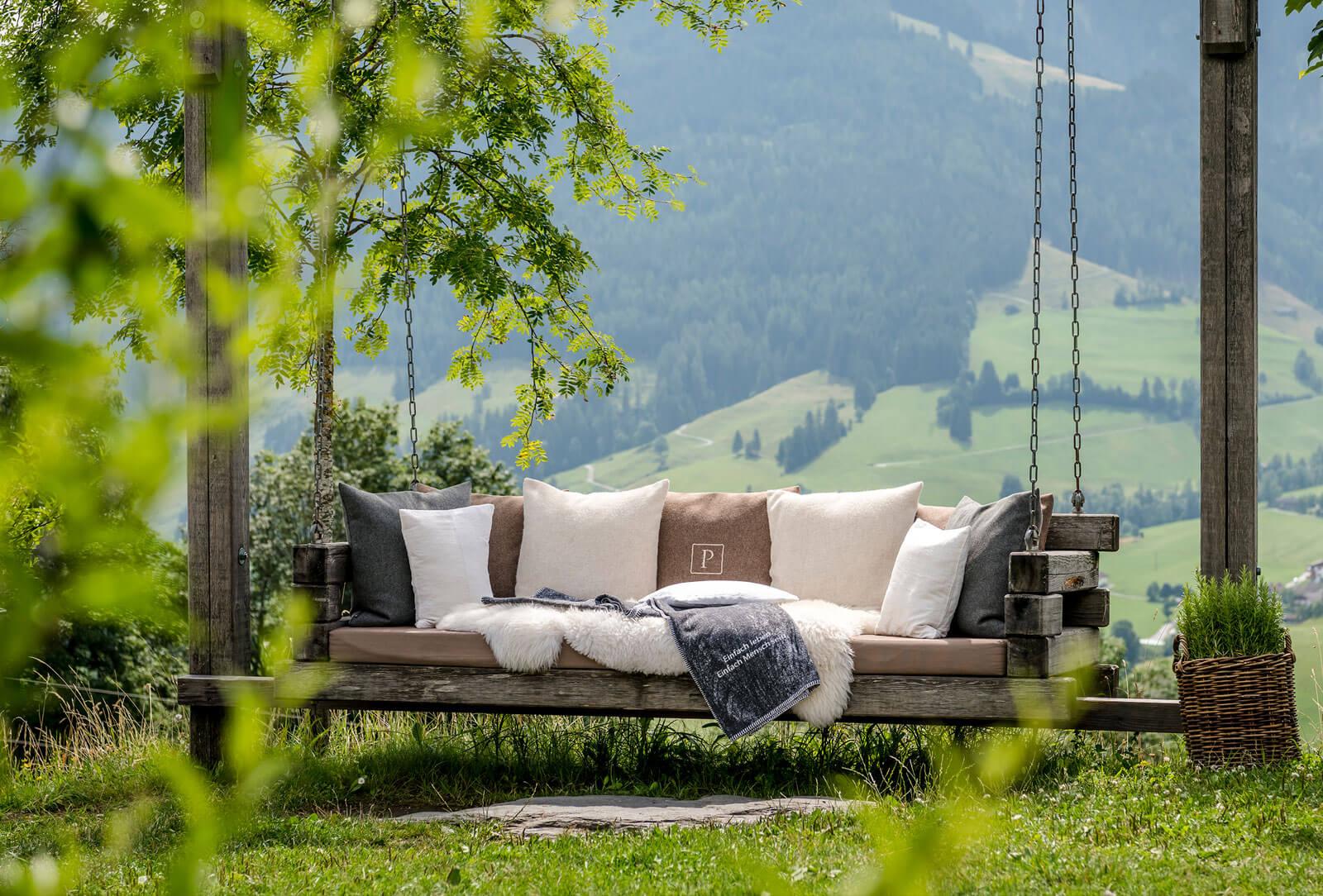 Premium Eco Resort - Bergdorf Priesteregg